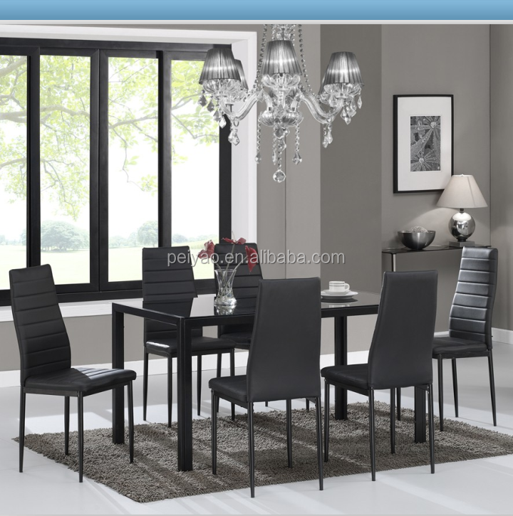 2017 New Design Turkish Glass Dining Table 6 Chairs Set Dining Room Furniture Buy Dinning Table Set Dining Room Furniture Glass Dining Table 6 Chairs Set Turkish Dining Room Set Product On Alibaba Com
