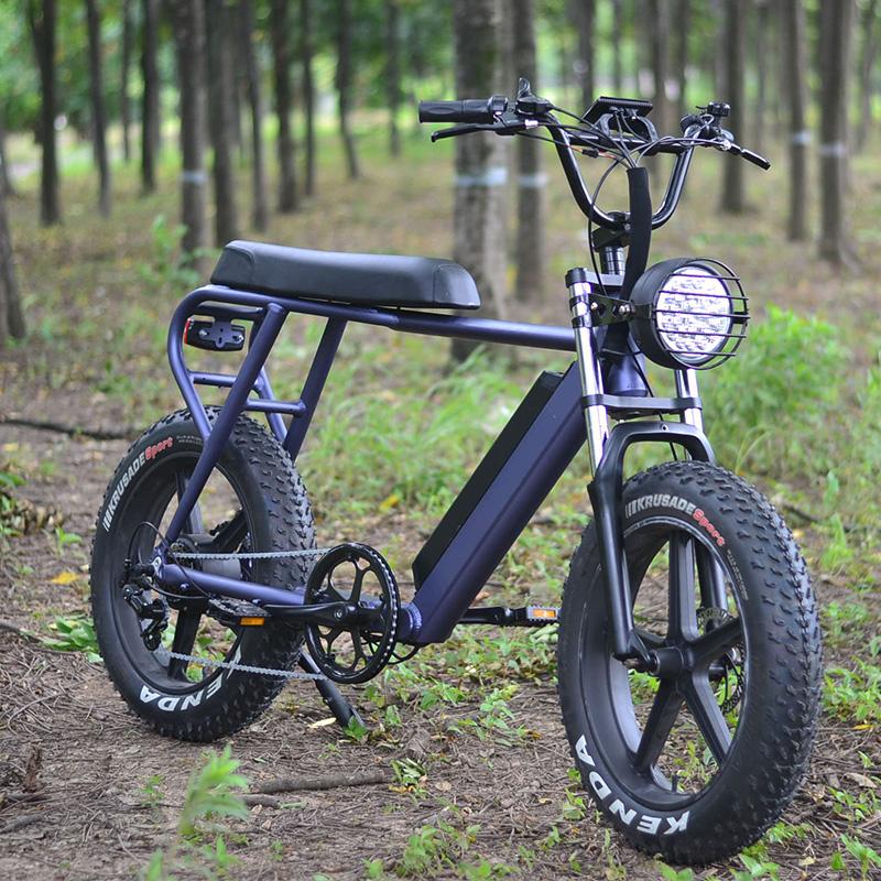Scooter électrique Double Chopper Vélo 8 Fun Moyeu Moteur Rétro Vélo électrique Buy Vélo électrique Chopper Vélo électrique Scooter électrique Product On Alibaba Com