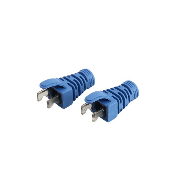 Plug cover / strain relief / 8P8C Boot