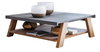 Artificial stone coffee table