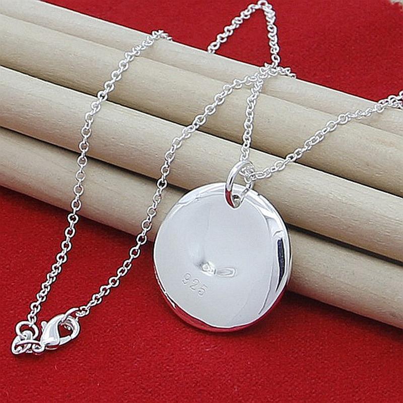 Name Brand Bracelets: Brand Name Women Fashion Necklace,925 Sterling Silver