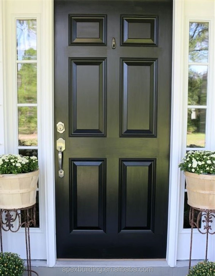 Lowes Exterior Doors: Black Oil Paint Entry Doors,Lowes French Doors Exterior