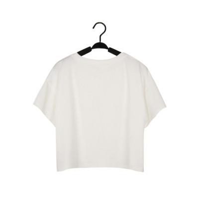 מזרח סריגה חם סגנון נשים אופנה מקסימום הדפסה לבן סקסי קיץ יבול מקסימום Clubwear חולצה משלוח חינם