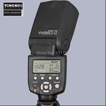 Hot sale 2015 New Yongnuo YN-560 II Flash Speedlite for Canon Nikon Pentax Olympus DSLR Cameras YN-560II/ YN 560 II /YN560-II