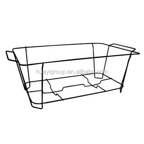 Buffet Chafer Food Warmer Wire Frame Stand Rack Full Size
