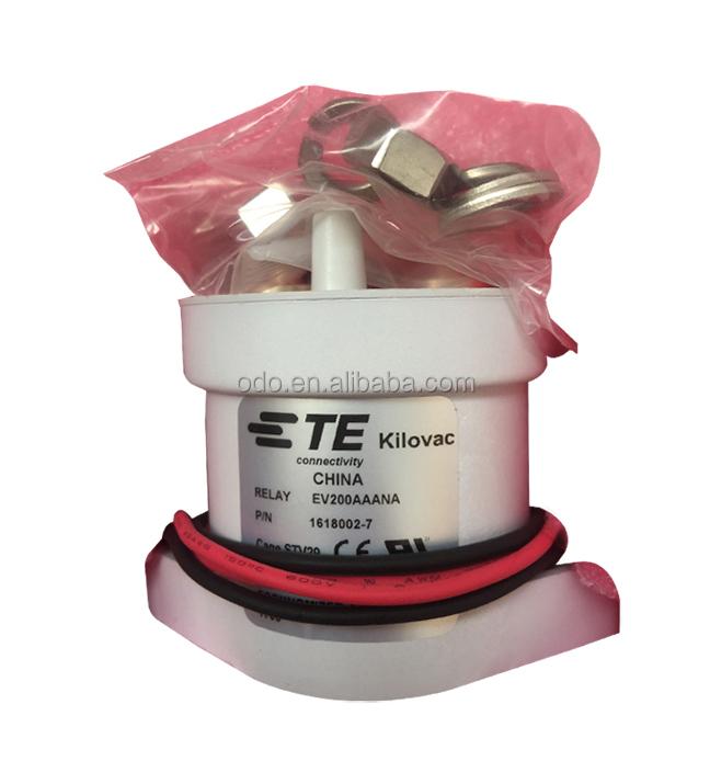 Контактор постоянного тока ODOELEC EV200AAANA серии EV200 с 1 формой