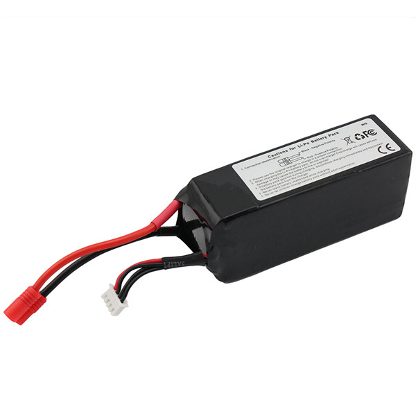 Original Lithium Li On Lipo Battery 11.1V 5200Mah 3S 20C For Walkera QR X350