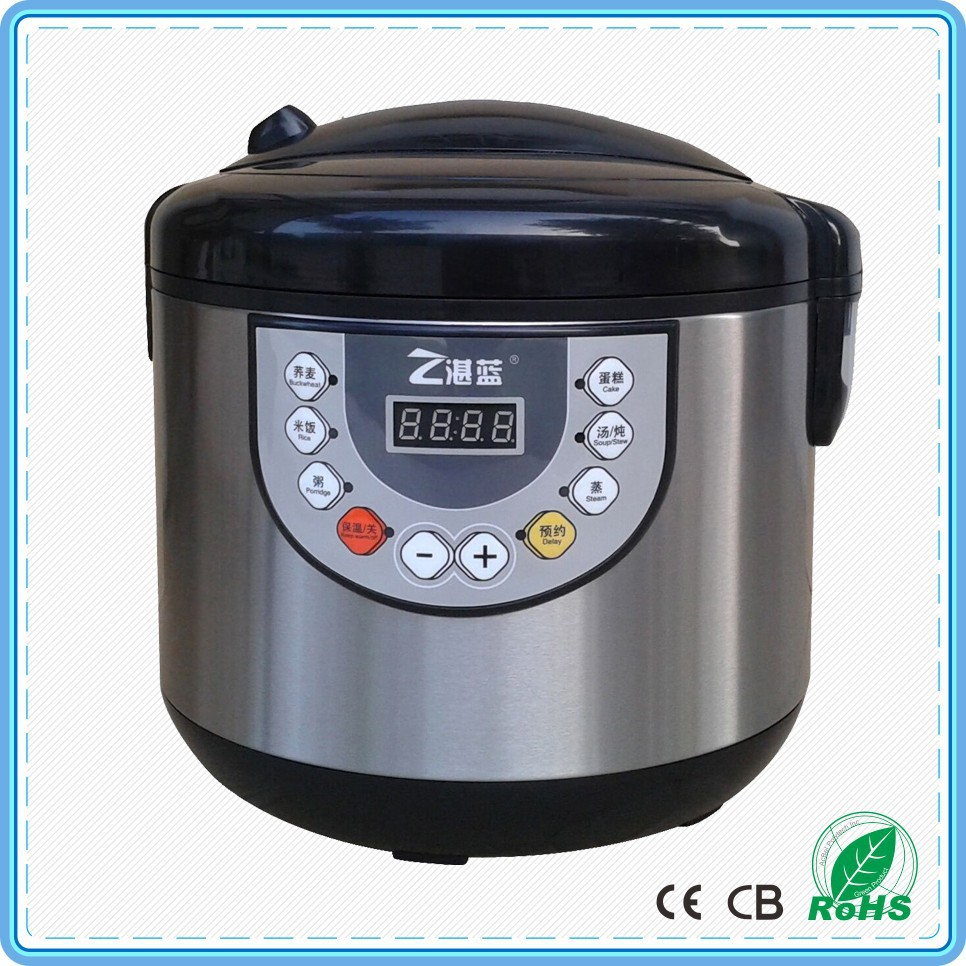 Small Electric Kitchen Appliances: Small Kitchen Appliance Mini Electric Multi Cooker,Energy