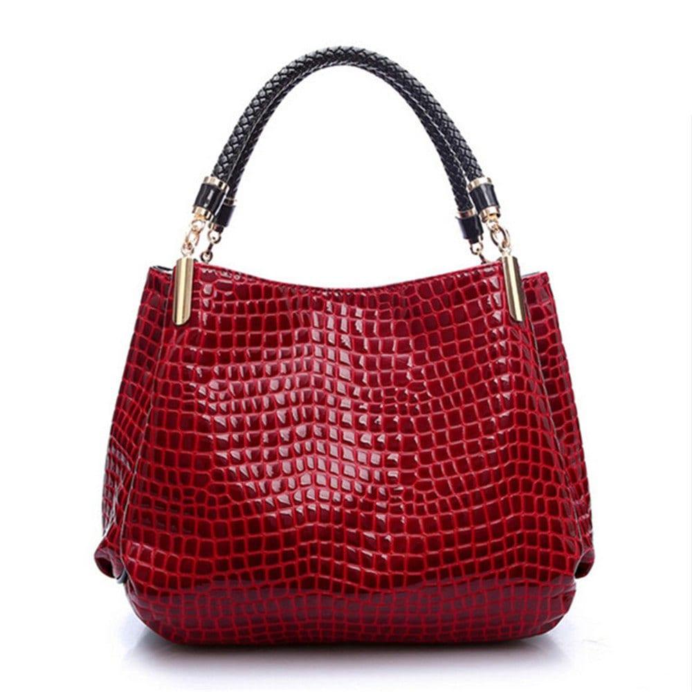 Brand Women Shoulder Bags High Quality PU Leather Handbags