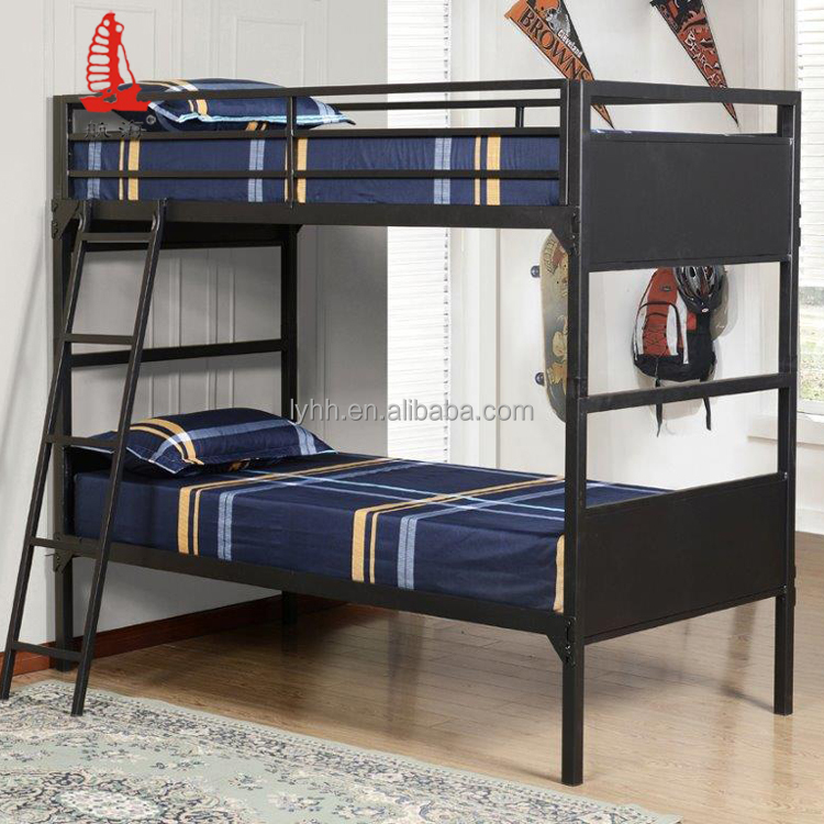 Dormitory Furniture Steel Bunk Bed Frames Durable Metal Student Bed Buy Student Bed Cheap Bunk Bed Frames Steel Dorm Bed Product On Alibaba Com