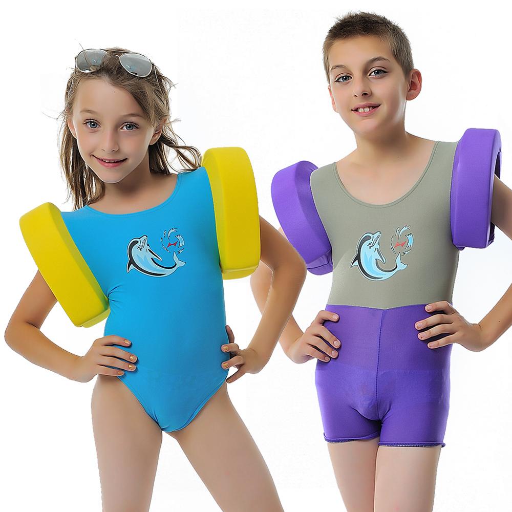 Swimwear piece girls kid one