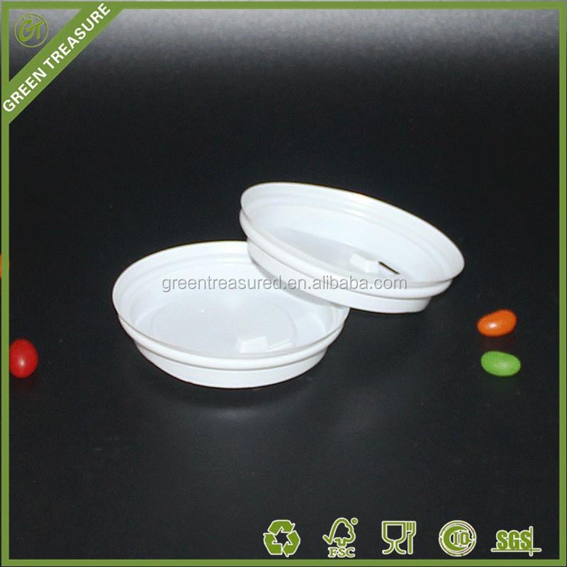 Оптовая продажа колпачков для бумажных кофейных стаканчиков цветные пластиковые крышки под заказ <span style=
