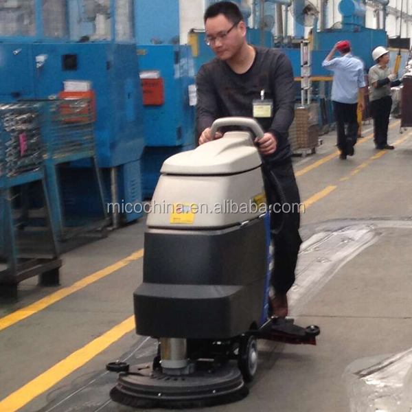 Floor Washing Cleaning Scrubber AUTO Machine for Hotel M2701E
