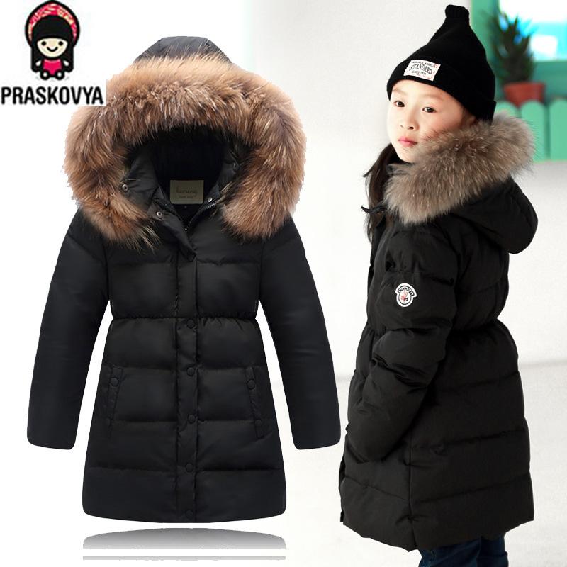 64f3dba376d9 девушка дети вниз Зимняя куртка для девочек зимние пальто ветровки верхняя  куртка детей куртки дети зимних