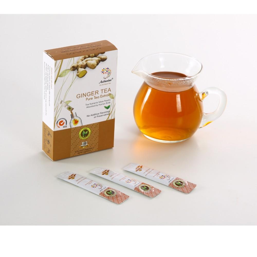 Instant Pack and Design, Fresh Ginger Juice Healthy Ginger Drink Tea - 4uTea | 4uTea.com