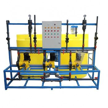 Chlorine Best Automatic Chemical Dosing System Equipment