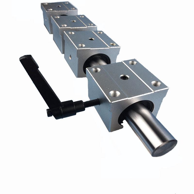 Optical axis guide light rod slide rail linear high precision woodworking saw table track slider slide sliding shaft