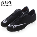 Men Football Shoes Soccer Boots Outdoor Football Boot Cleats for Adult Children Soccer Training Shoes Size