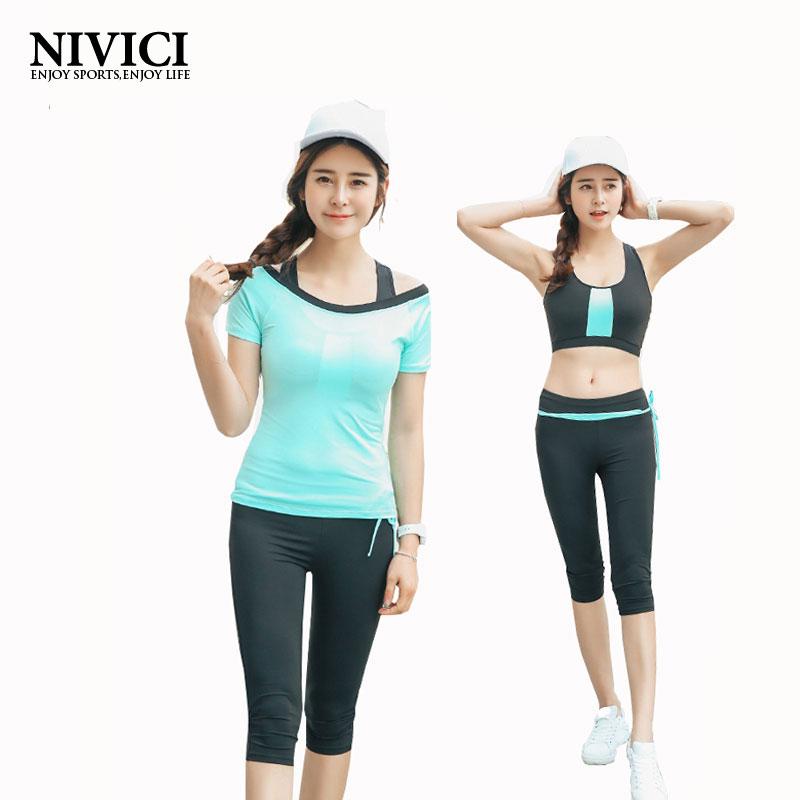 Fitness Clothes Buy Online: Aliexpress.com : Buy NIVICI 2016 Newest Yoga Set Women