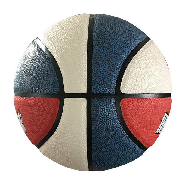 Hot sales size 7 rubber basketball price