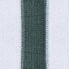 Green Stripes/White Stripes