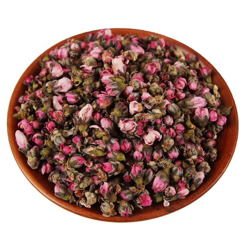 Natural Dried Tea Flower Peach Blossoms Flowers Tea - 4uTea | 4uTea.com