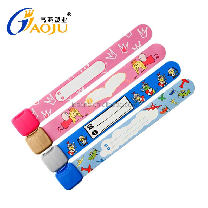 identify KID wristbands bracelet