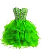 Очаровательное платье выше колена Aqua Homecoming 2020 короткое милое вечернее платье из органзы с блестками плюс Выпускные платья(Китай)