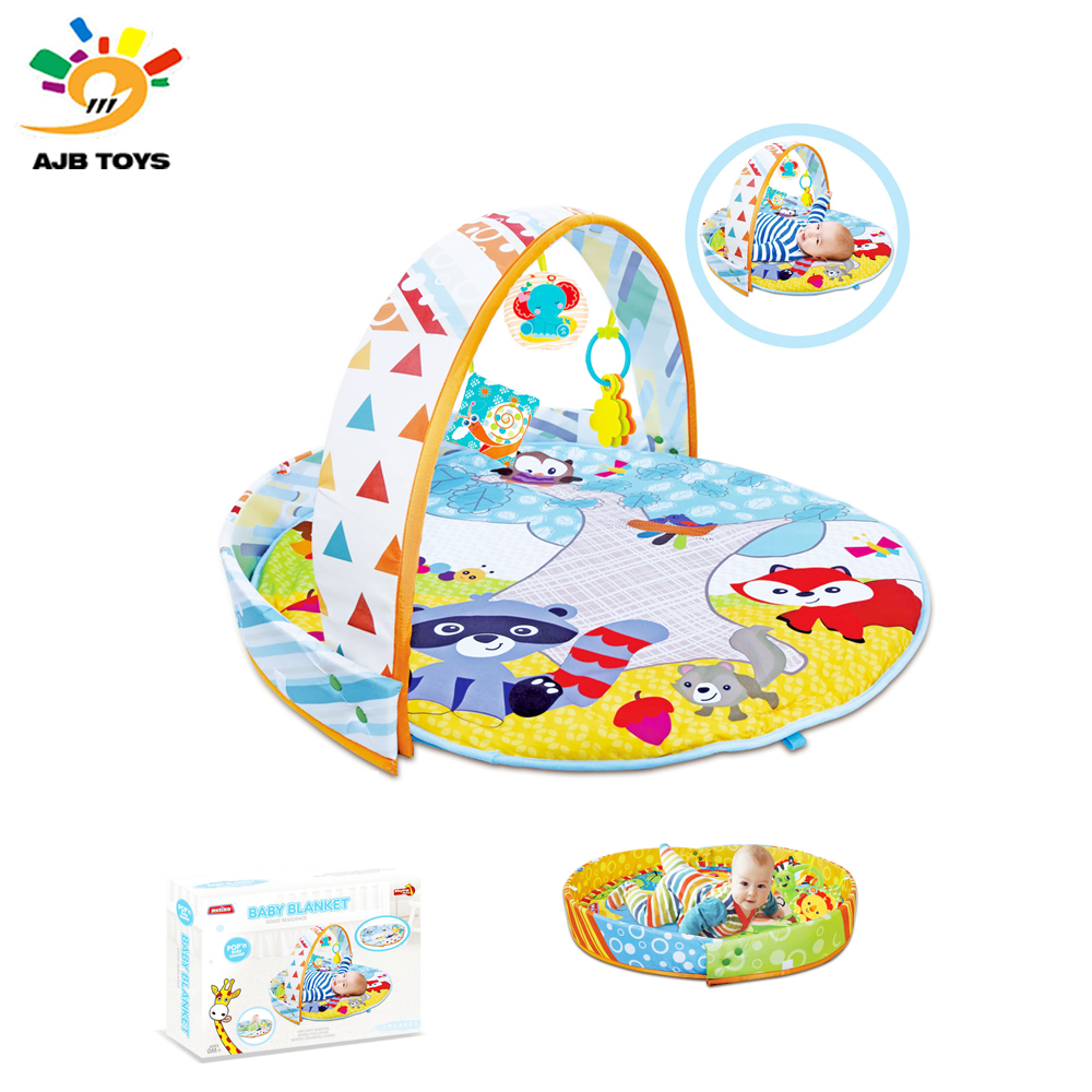 High quality safety baby gym play mat for baby girl