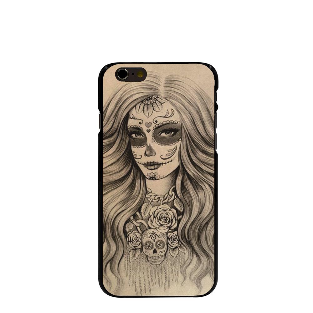 Skull Phone Case Iphone