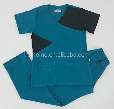 Салонная Женская одежда из ткани, одежда для салона красоты, униформа для спа-салона