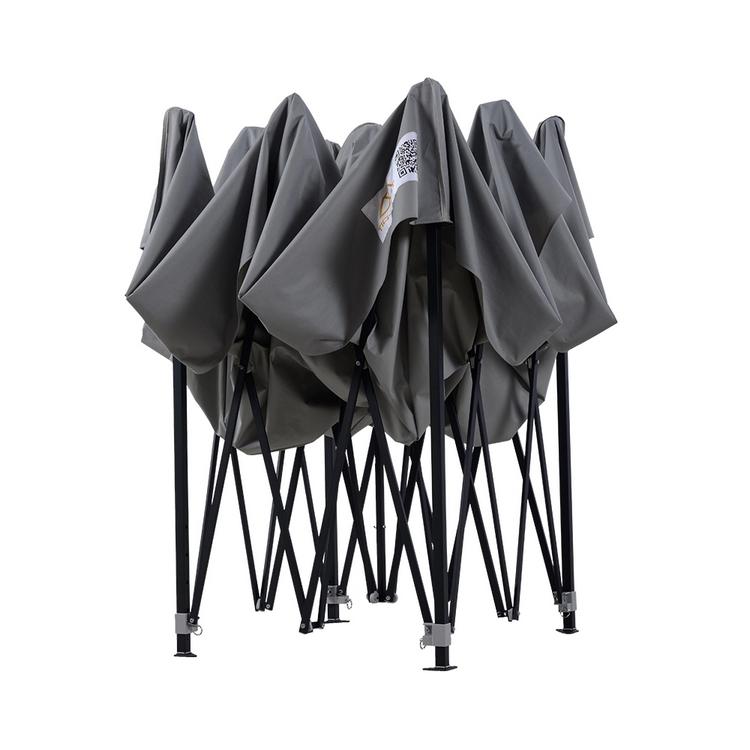 Custom 3*3Pop Up Tent Outdoor Folding Trade Show Display Tent