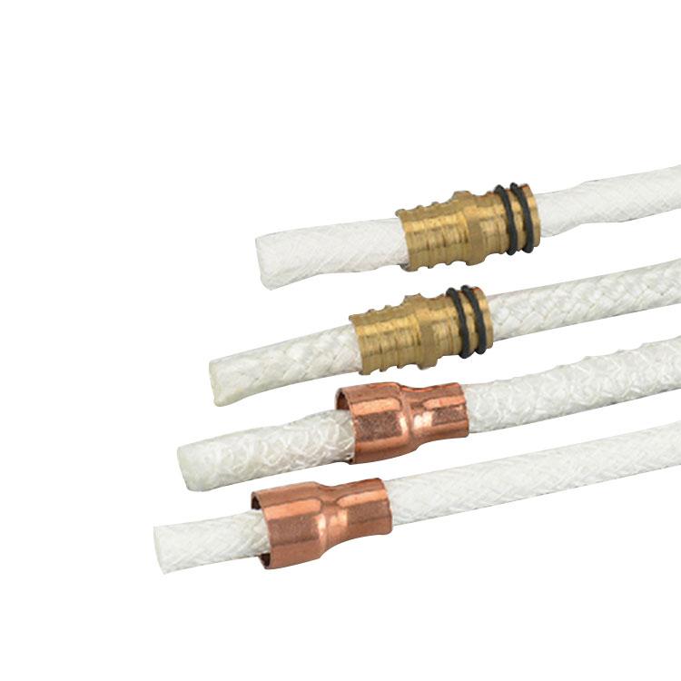 Оптовая продажа, высококачественный Стекловолоконный веревочный фитиль для масляной лампы по индивидуальному заказу, 3 мм