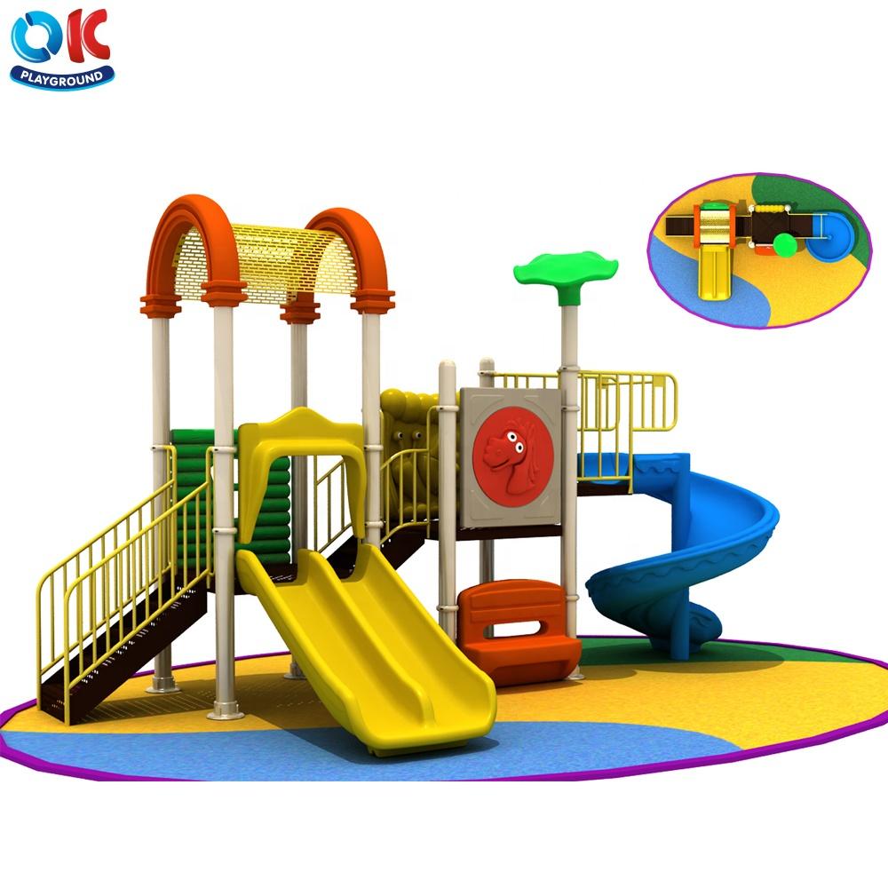 OK Playground kindergarten outdoor playground flooring