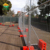 australian quality standard temporary fencing and hoardings from china