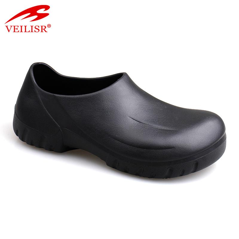 Высококачественная медицинская обувь для кормления EVA, мужские кухонные сабо для шеф-повара