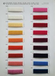 Популярная Смешанная цветная пряжа ручной вязки из акриловой шерсти