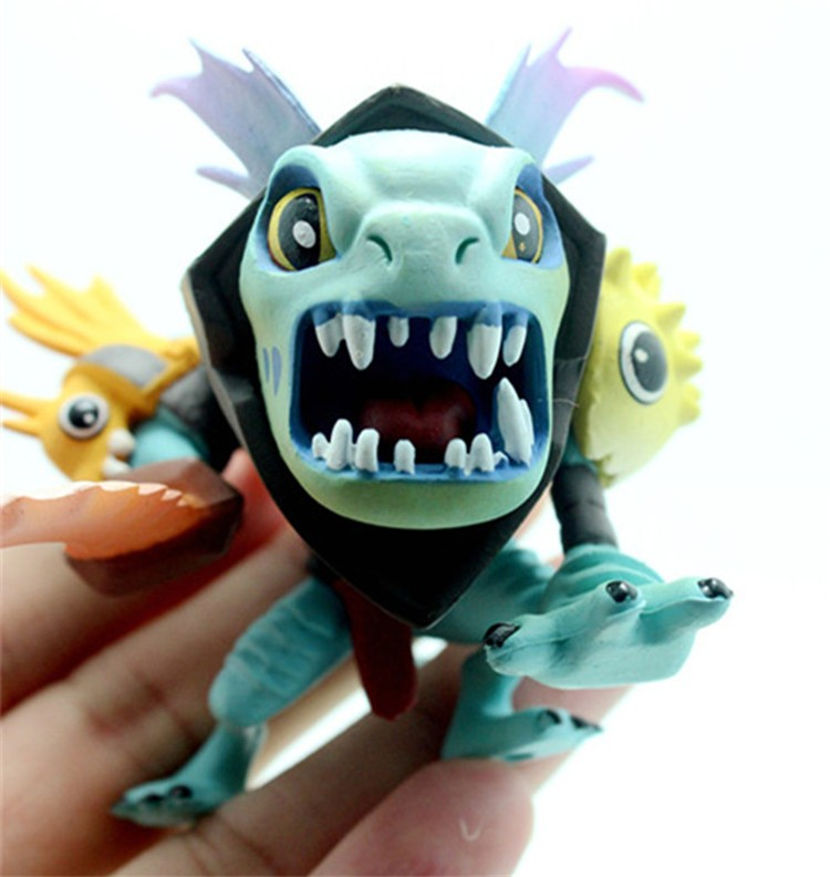 1pcs Cute 3-4 DOTA 2 Figures Dota2 Slardar Lucifer Tiny