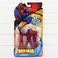 1Pcs 15cm Superheroes Spiderman Figure Spider man PVC Action Figures Toys With Capture Webs Boxed Great