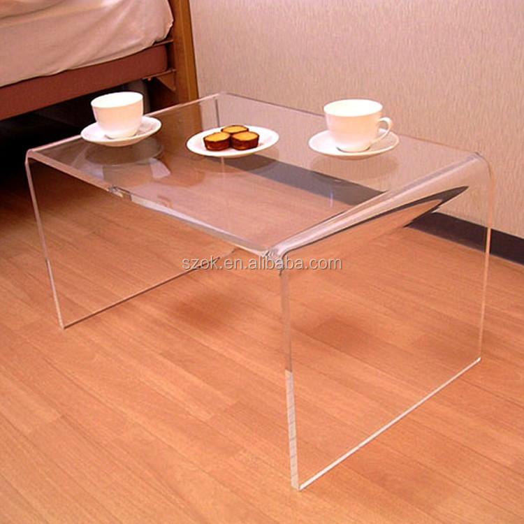 Modern Cheap Clear Acrylic Lucite Waterfall Coffee Table Buy Acrylic Table Clear Acrylic Coffee Table Lucite Waterfall Coffee Table Product On Alibaba Com