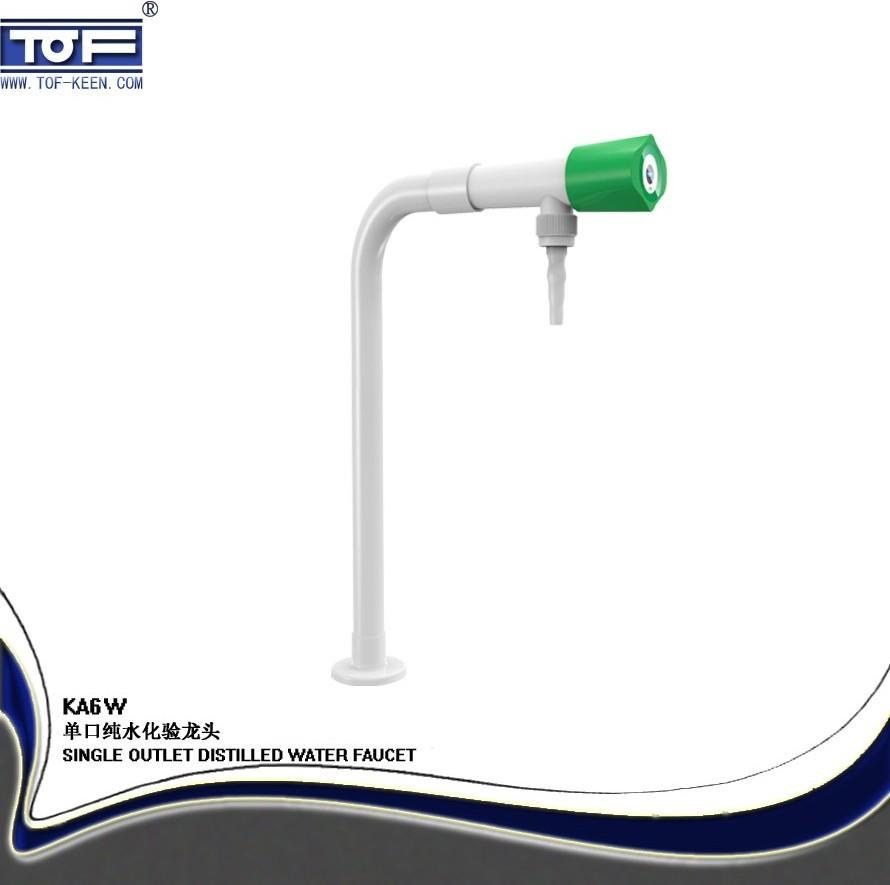 Laboratory distilled water faucet/tap, di water faucet
