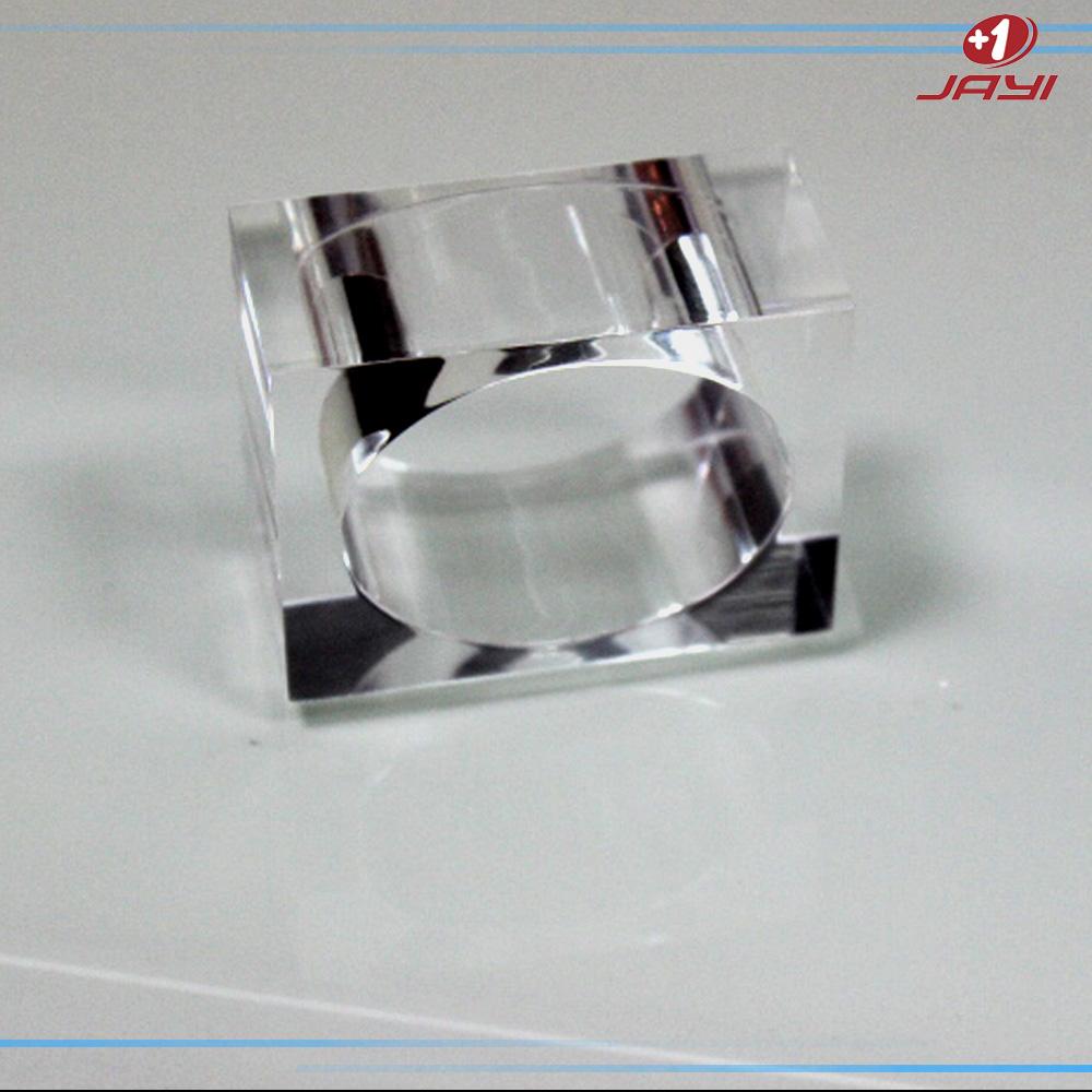 Заводской производитель, акриловый прозрачный держатель для салфеток
