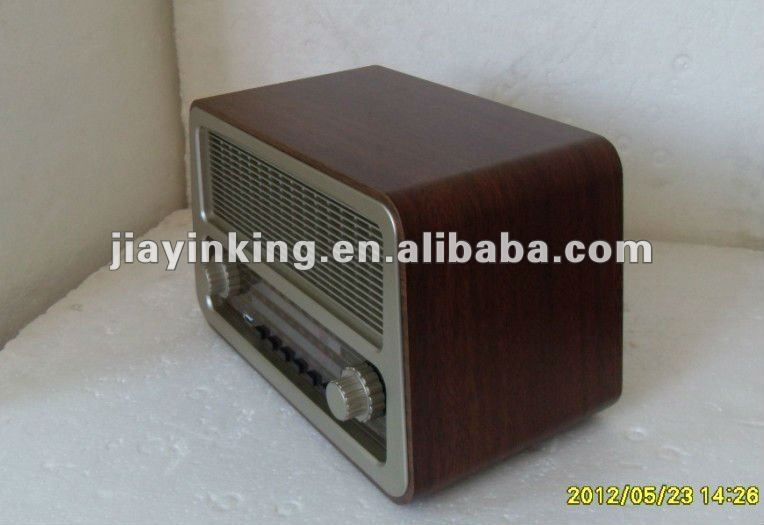 one button Radio player Portable radio