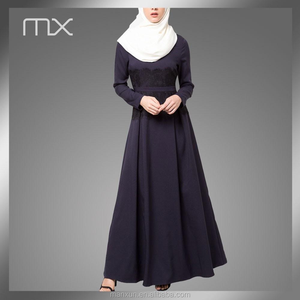 hohen rohr maxi kleid langarm kaftan großhandel kleid design abaya  bekleidung für uae frau - buy maxi-kleid langarm,hoch rohr maxi-kleid  langarm