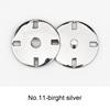 No.11-birght silver