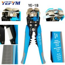 Щипцы для зачистки проводов, щипцы для зачистки проводов, YE-1, автоматические Многофункциональные Клещи для зачистки проводов(Китай)