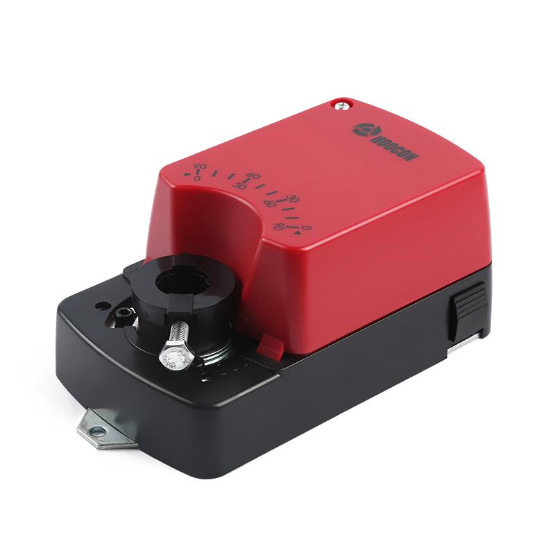Система ОВКВ, 4 нм, 230 В, модулирующий управляющий воздушный амортизатор, привод