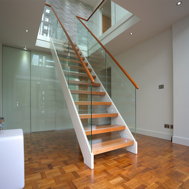2015 New Design Glass Balusters Railings With Stainless