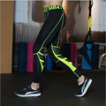 Men compression leggings mens compression tights running tights sports tights crossfit gym clothing fitness compression pants