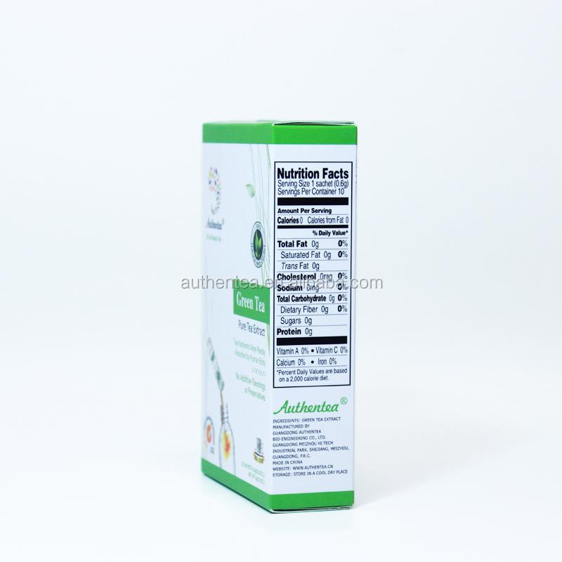 Sugar-free Green Tea Extract Trendy Tea Drink Replace Loose Leaf Tea - 4uTea | 4uTea.com
